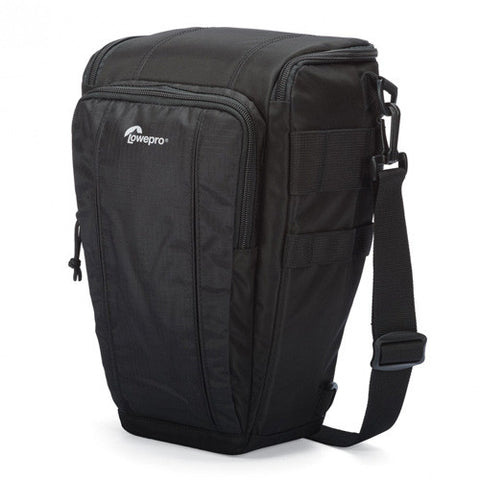 Lowepro Toploader Zoom 55 AW II Holster Bag - Black