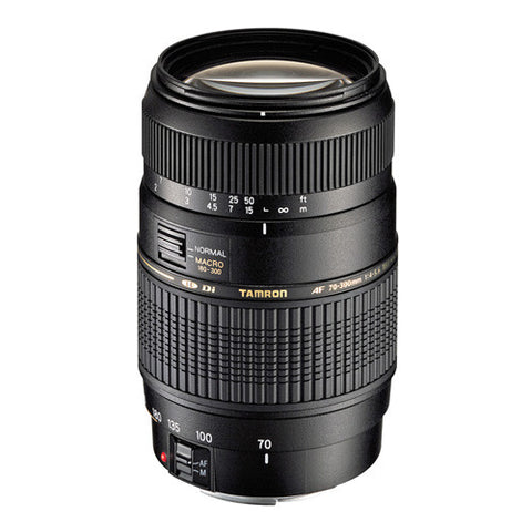 Tamron AF 70-300mm F/4-5.6 Di LD Macro Lens - Sony Mount