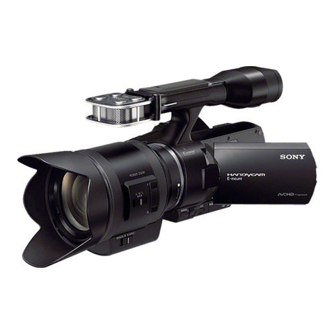 Sony Handycam NEX-VG30EH Full HD Camcorder with 18-200mm Lens