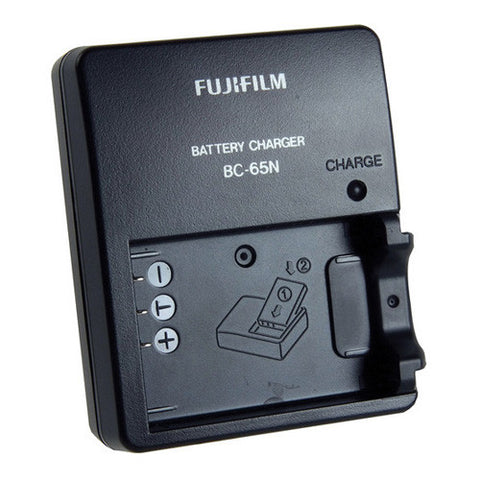 Fujifilm BC-65N Battery Charger for Fujifilm NP-40/NP-95/NP-120 Batteries