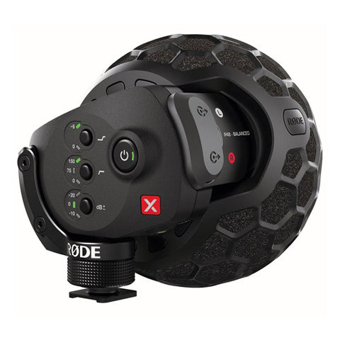 Rode Stereo VideoMic X Microphone