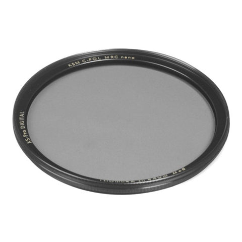 B+W 62mm XS-Pro Kaesemann High Transmission MRC-Nano Circular Polariser Filter