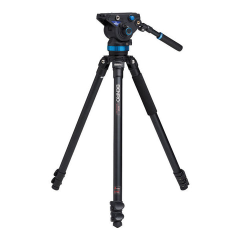 Benro A373FBS8 Video Tripod Kit