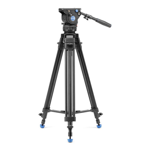 Benro BV4 Twin Leg Video Tripod Kit