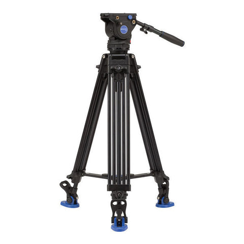 Benro BV6 Twin Leg Video Tripod Kit