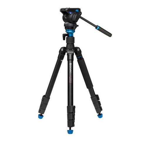 Benro Aero Travel Angel A2883FS4 Video Tripod Kit