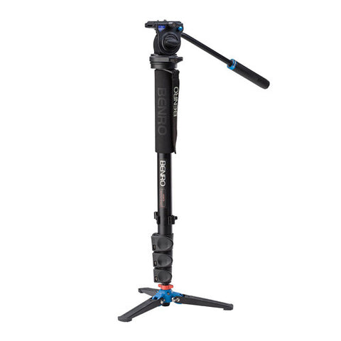 Benro A38FDS2 Aluminium Video Monopod Kit