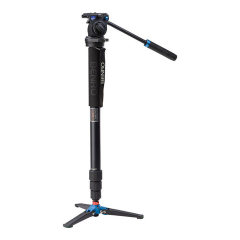 Benro A38TDS2 Aluminium Video Monopod Kit