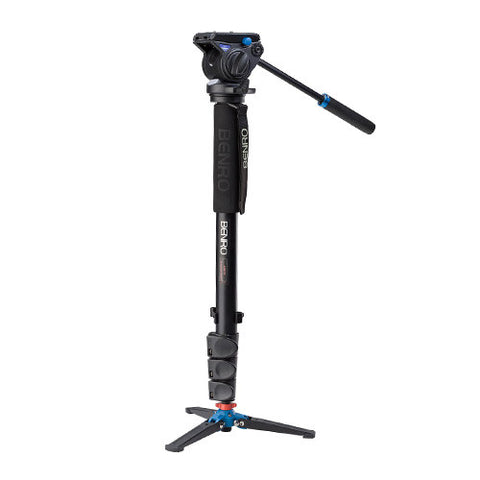 Benro A48FDS4 Aluminium Video Monopod Kit