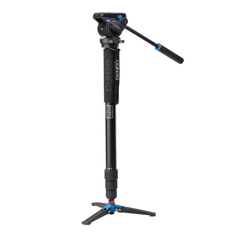 Benro A48TDS4 Aluminium Video Monopod Kit