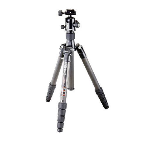 Benro C1690TB0 Travel Angel Carbon Fibre Tripod Kit with B0 Ball Head