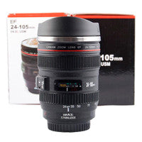 Canon-style EF 24-105mm f/4L IS USM Lens Coffee Mug