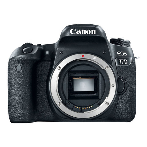Canon EOS 77D Body Only