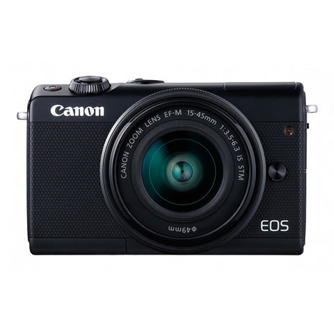 Canon EOS M100 Single Lens Kit with 15-45mm Lens