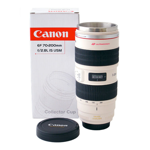 Canon EF 70-200mm f/2.8L IS USM Lens Coffee Mug