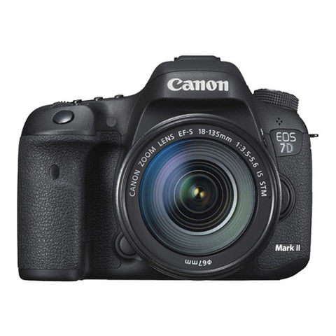 Canon EOS 7D Mark II Super Kit with 18-135mm Lens