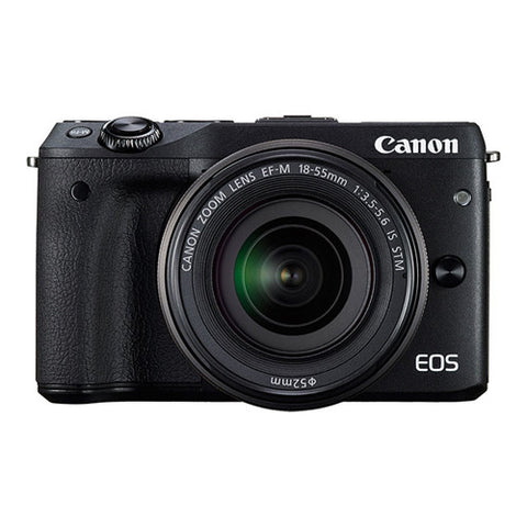 Canon EOS M3 Single Lens Kit with 18-55mm Lens
