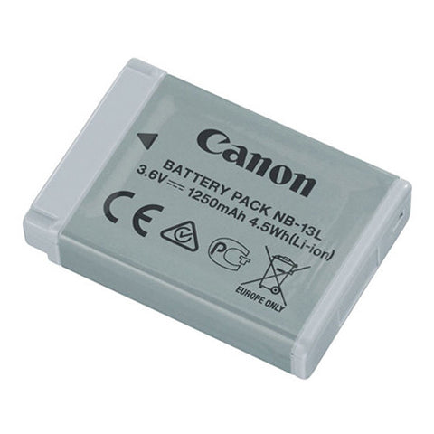 Canon NB-13L Battery Pack - NB13L