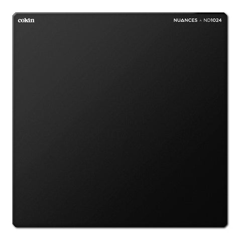 Cokin Nuances Neutral Density ND1024 Filter