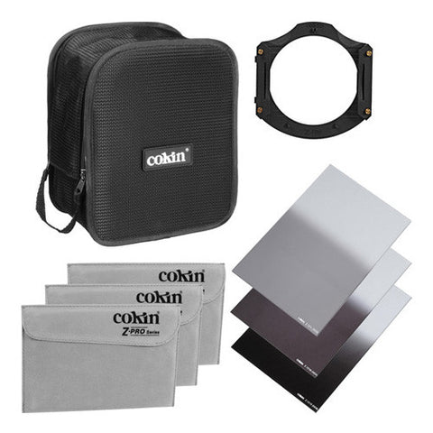 Cokin U960 Z-Pro Series Pro Graduated Neutral Density Filter Kit