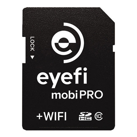 Eyefi Mobi WiFi Memory Card 16GB