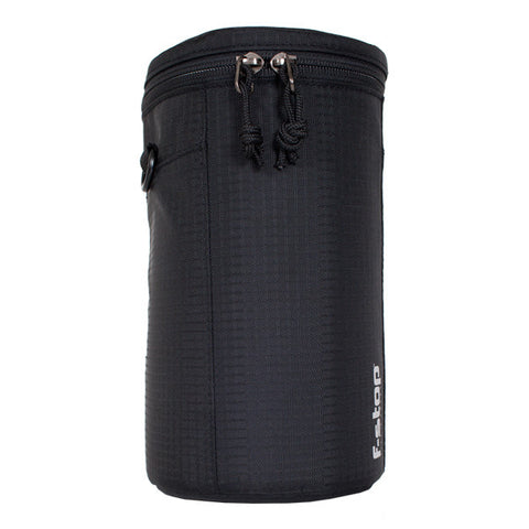 F-Stop Large Lens Case - Black