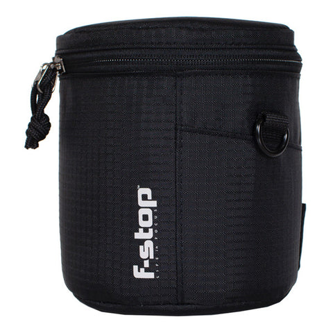 F-Stop Medium Lens Case - Black