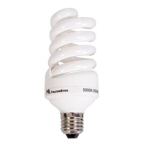 Falcon Eyes 55 Watt CFL Bulb for Continuous Lighting Kit