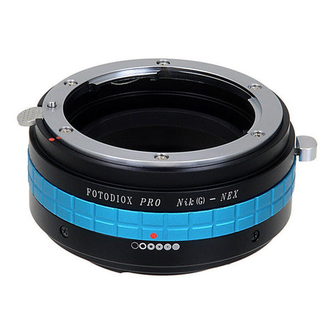 Fotodiox Pro Lens Mount Adapter Nikon G Lens to Sony E-Mount Camera
