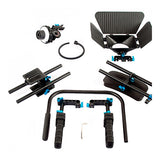 Fotolux ZR03-T Complete Professional Shoulder Rig Set (ZR03-T)
