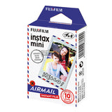 Fujifilm Instax Mini Air Mail Instant Film - 10 Pack