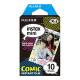 Fujifilm Instax Mini Comic Instant Film - 10 Pack