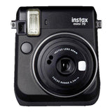 Fujifilm Instax Mini 70 Instant Camera - Midnight Black