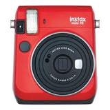 Fujifilm Instax Mini 70 Instant Camera - Passion Red