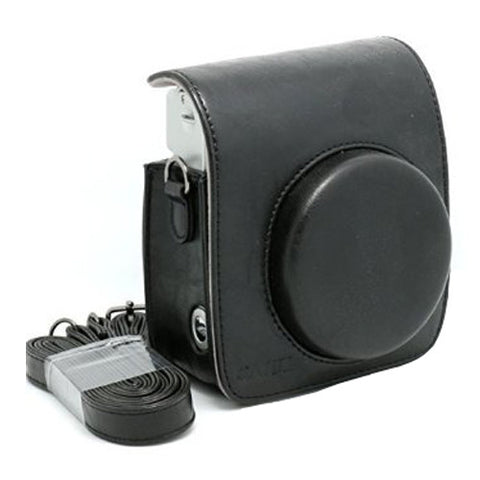 Fujifilm Instax Mini 90 Leather Case - Black