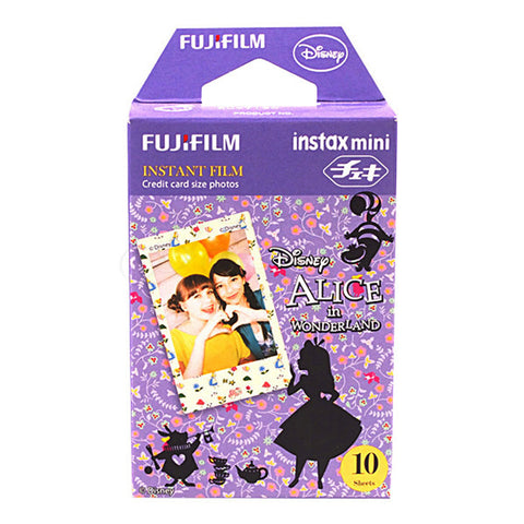 Fujifilm Instax Mini Alice In Wonderland Instant Film - 10 Pack