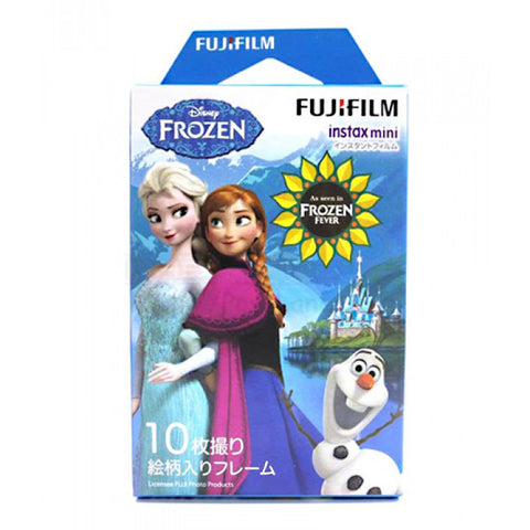 Fujifilm Instax Mini Frozen Instant Film - 10 Pack