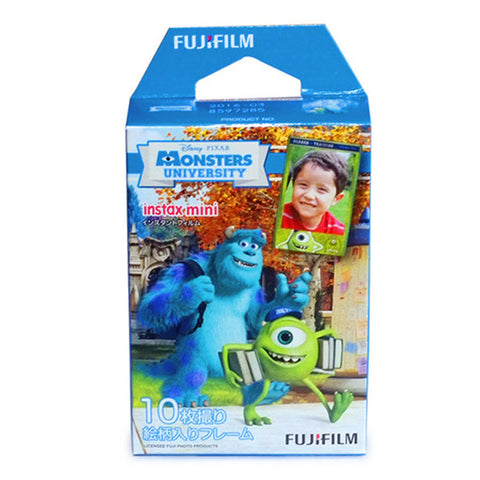 Fujifilm Instax Mini Monsters University Instant Film - 10 Pack