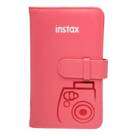 Fujifilm Instax Photo Album - Raspberry
