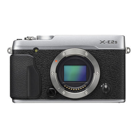 Fujifilm X-E2S Body Only - Silver