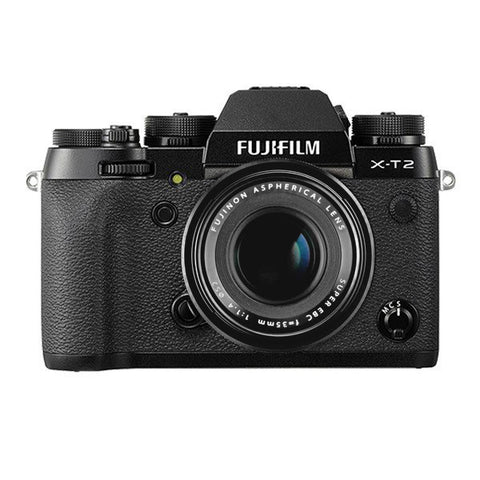 Fujifilm X-T2 Single Lens Kit with 35mm F1.4 Lens