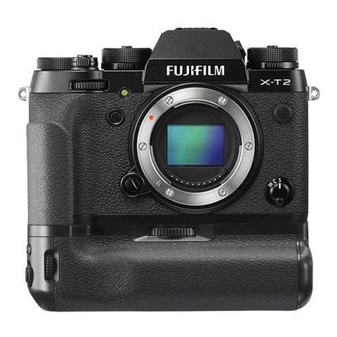 Fujifilm X-T2 Body with VPB-XT2 Vertical Power Booster Grip