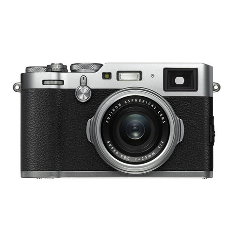Fujifilm X100F Digital Camera - Silver