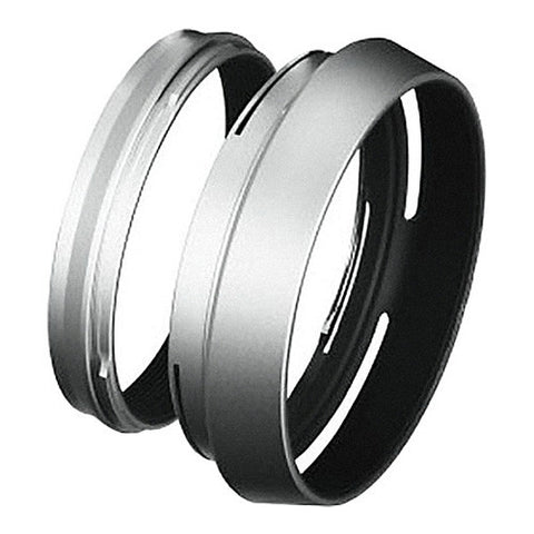 Fujifilm LH-X100 Lens Hood and AR-X100 Adaptor Ring