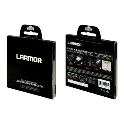 GGS Larmor LCD Screen Protector Kit for Nikon D7100/D7200