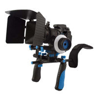 Glanz DSLR Shoulder Rig Set