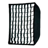 Glanz Softbox with Honeycomb Grid - 60 x 80cm