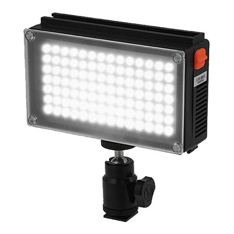 Glanz LED98A Video/DSLR Light with Li-ion Battery
