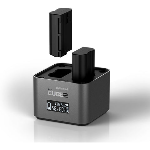 Hahnel ProCube 2 Professional Twin Charger for Nikon