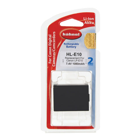 Hahnel Canon LP-E10 Replacement Battery Pack